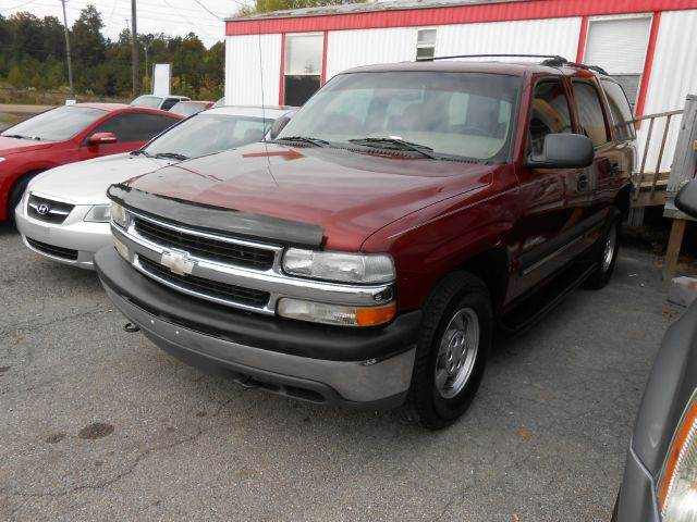 used 2003 chevrolet tahoe 2wd in jasper al at jasper auto sales. Black Bedroom Furniture Sets. Home Design Ideas