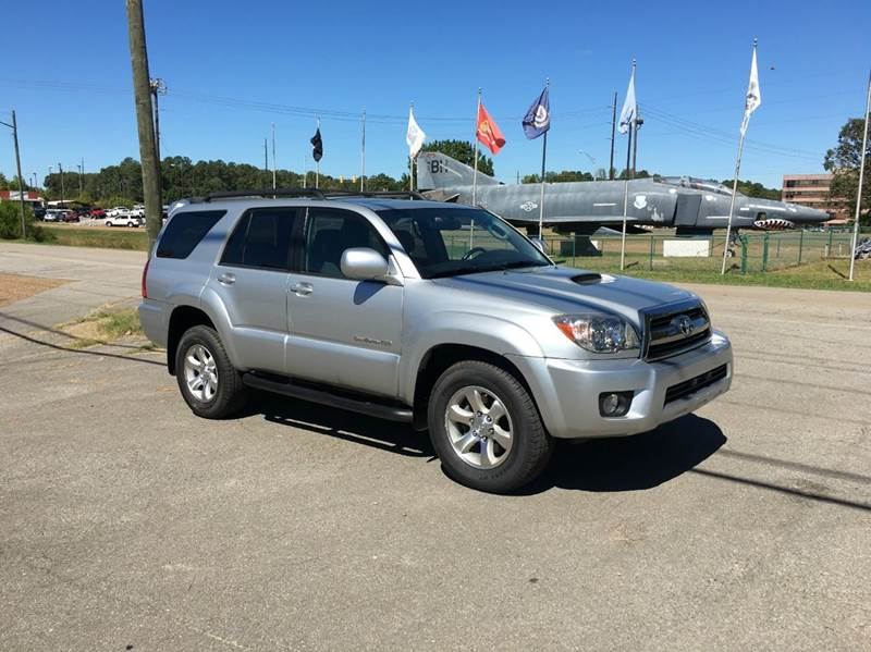 2007 toyota 4runner sr5 4dr suv 4wd v6 in jasper al jasper auto sales. Black Bedroom Furniture Sets. Home Design Ideas