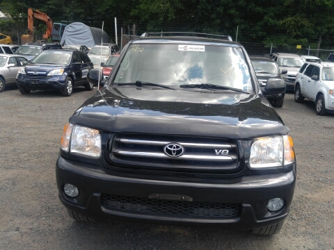 2001 Toyota Sequoia for sale in Middletown, NY