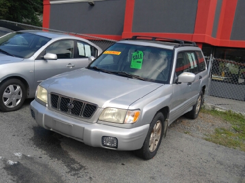 2002 Subaru Forester for sale in Middletown, NY