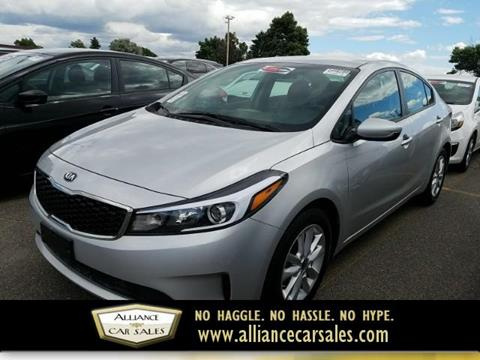 2017 Kia Forte for sale in Edina, MN