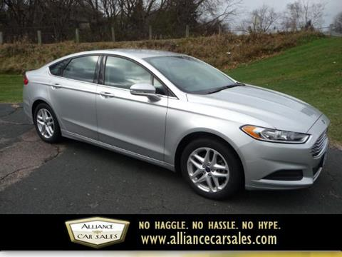 2014 Ford Fusion for sale in Edina, MN