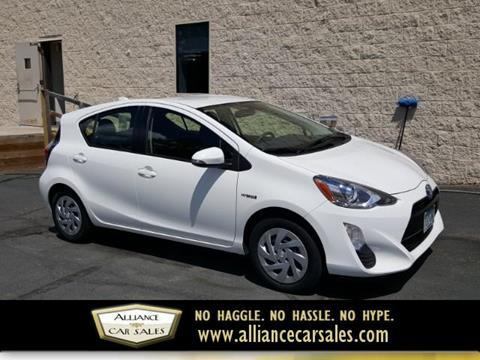 2016 Toyota Prius c for sale in Edina, MN
