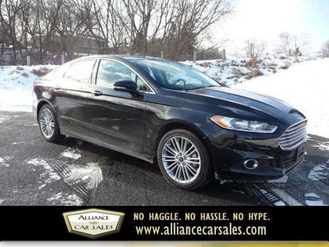 2015 Ford Fusion for sale in Edina, MN