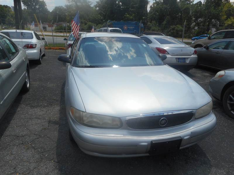 2003 buick century base 4dr sedan in capitol heights md qs 2003 buick century base 4dr sedan capitol heights md sciox Gallery