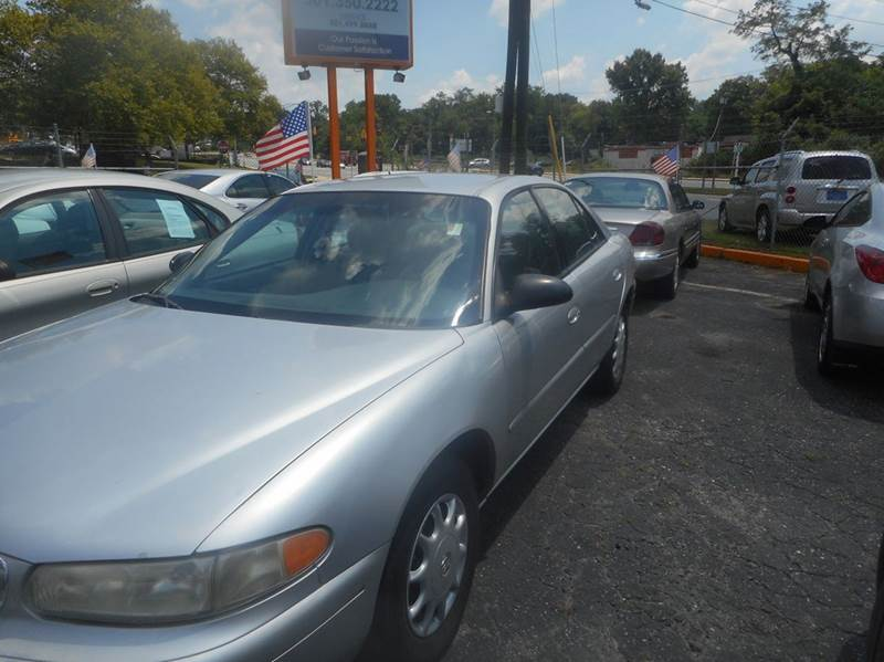 2003 buick century base 4dr sedan in capitol heights md qs contact sciox Gallery