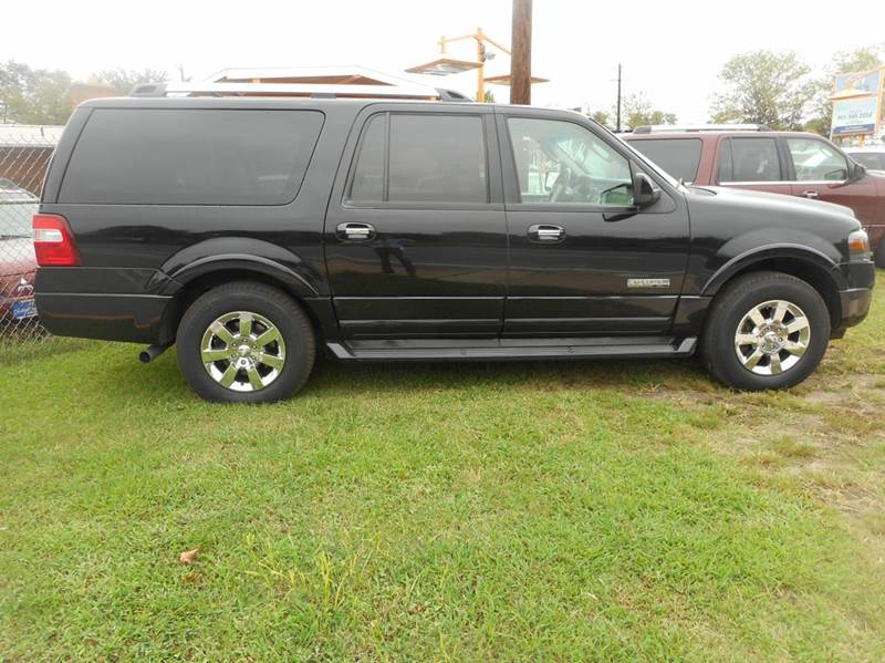 2008 ford expedition limited manual