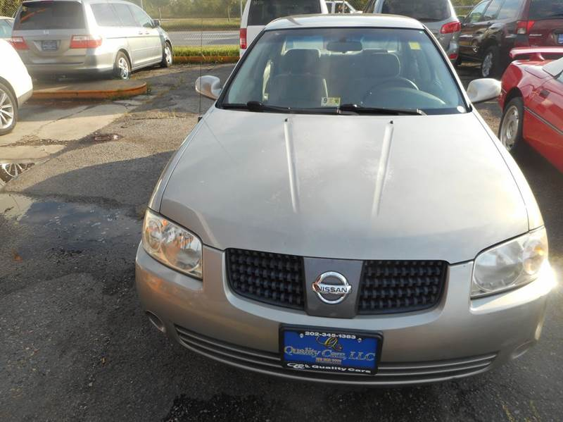 2004 Nissan Sentra 1.8 S 4dr Sedan   Capitol Heights MD