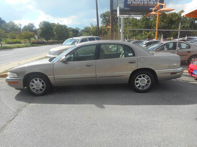Used 2001 Buick Park Avenue for sale - Pricing