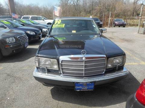 1990 Mercedes Benz 420 Class For Sale