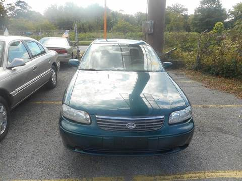 1999 Chevrolet Malibu for sale in Capitol Heights, MD