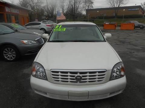 2001 Cadillac Deville For Sale In Jacksonville Fl Carsforsale