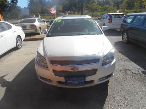 2010 Chevrolet Malibu for sale in Capitol Heights, MD