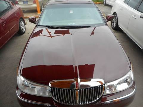 Lincoln Town Car For Sale In Maryland Carsforsale Com