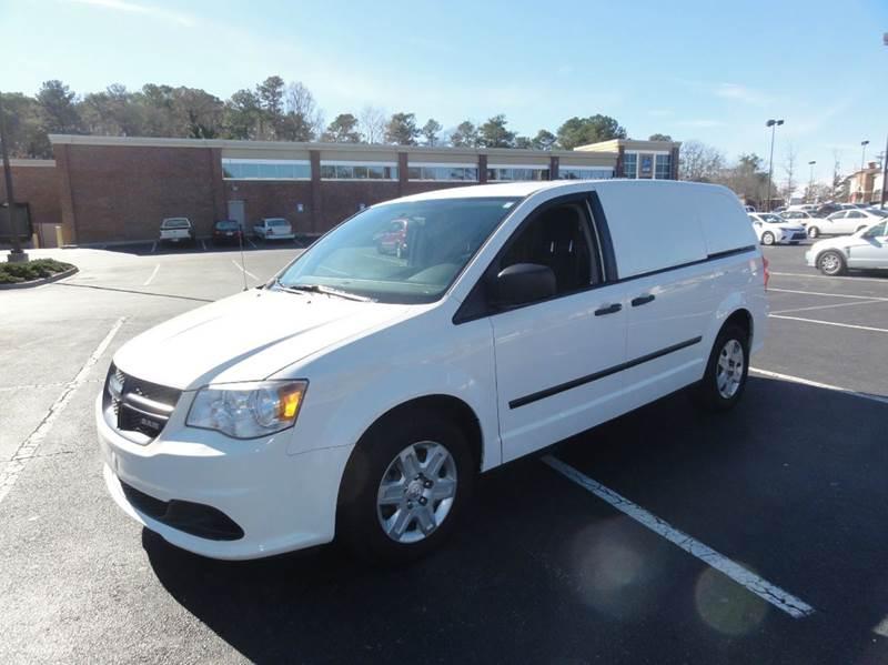2013 RAM C/V Tradesman 4dr Cargo Mini-Van - Atlanta GA
