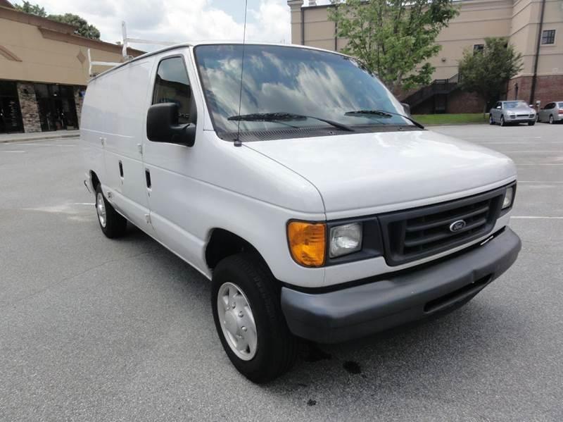 2007 Ford E-Series Cargo E-150 3dr Cargo Van - Atlanta GA