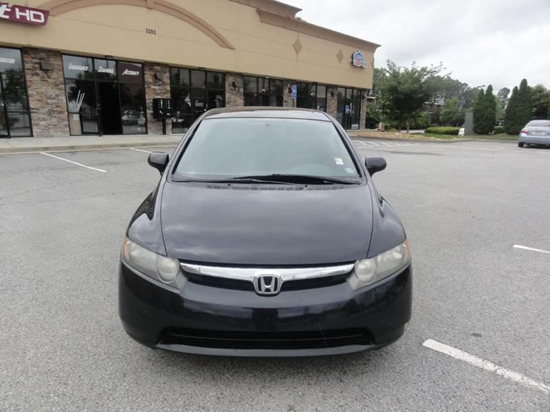 2007 Honda Civic EX w/Navi 4dr Sedan (1.8L I4 5A) - Atlanta GA