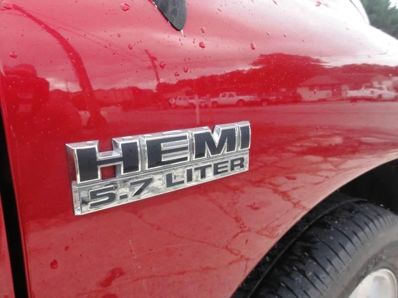 2007 Dodge Ram Pickup 1500 SLT 4dr Quad Cab SB - Atlanta GA