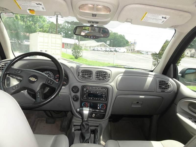 2008 Chevrolet TrailBlazer 4x4 LT3 4dr SUV - Atlanta GA