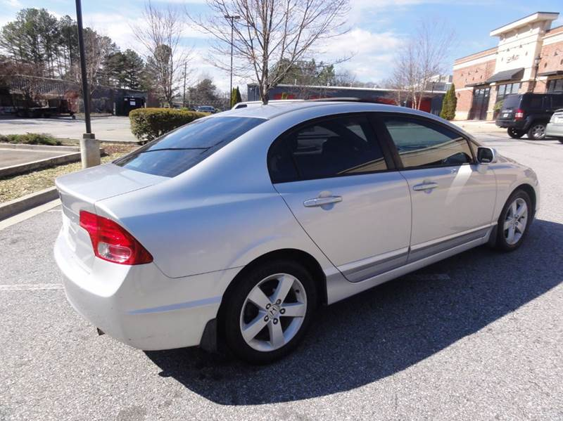 2006 Honda Civic EX 4dr Sedan w/Automatic - Atlanta GA