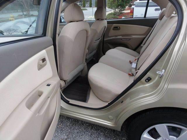 2008 Kia Rio Base 4dr Sedan - Atlanta GA