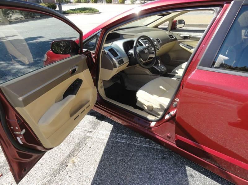 2008 Honda Civic EX 4dr Sedan 5A - Atlanta GA