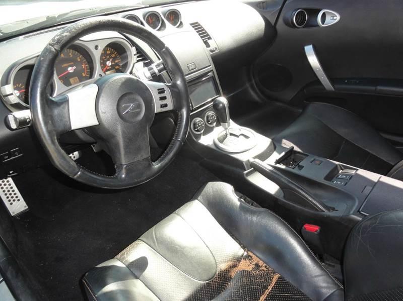 2004 Nissan 350Z Base 2dr Coupe - Atlanta GA