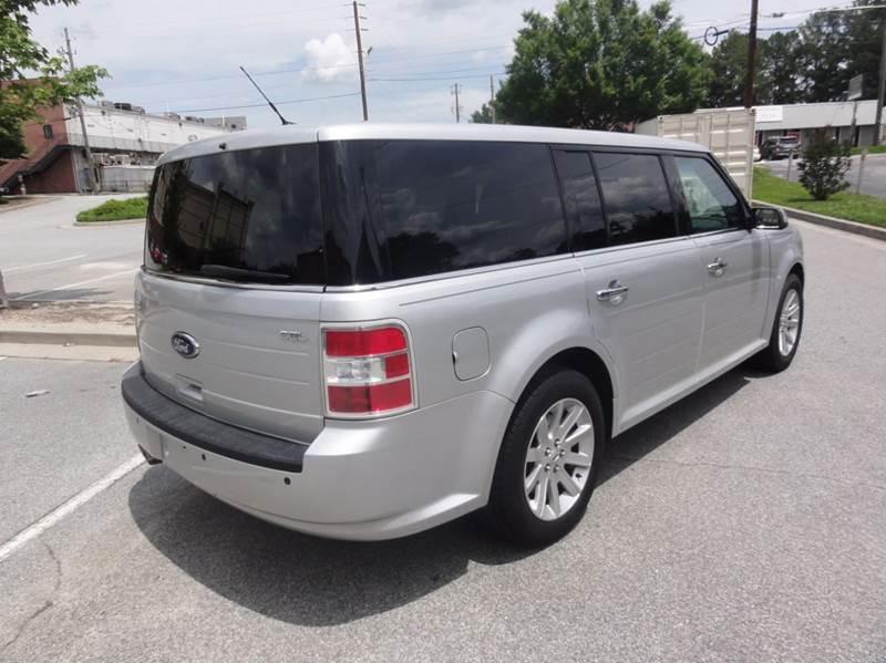 2009 Ford Flex SEL Crossover 4dr - Atlanta GA