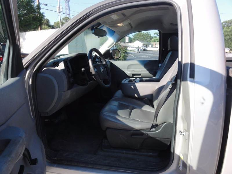 2008 Chevrolet Silverado 1500 2WD Work Truck 4dr Extended Cab 8 ft. LB - Atlanta GA