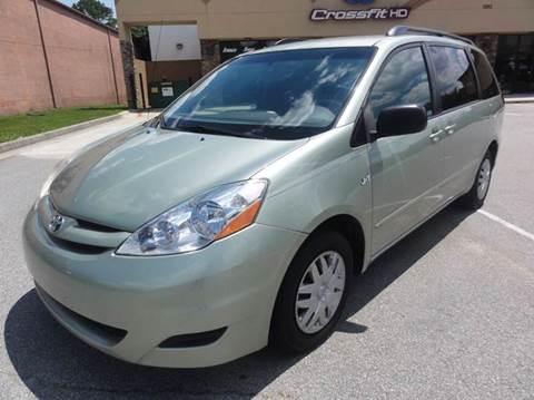 2007 Toyota Sienna for sale in Atlanta, GA
