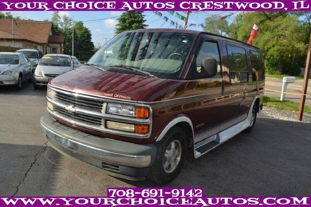 1999 Chevrolet Express for sale in Crestwood IL