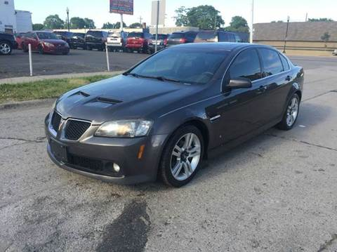 pontiac g8 for sale michigan. Black Bedroom Furniture Sets. Home Design Ideas