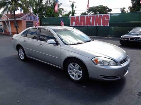 2006 chevrolet impala for sale miami fl for Selective motor cars miami
