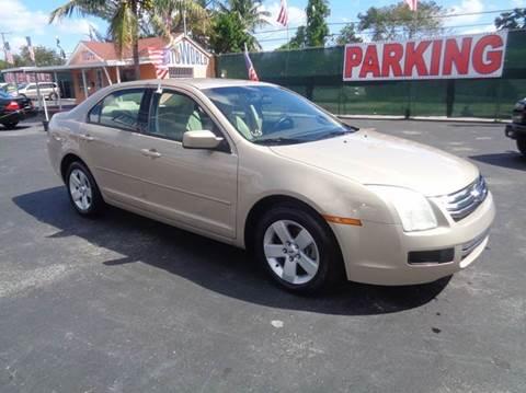 2006 Ford Fusion for sale in Miami, FL