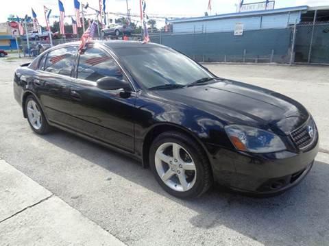 2006 Nissan Altima for sale in Miami, FL