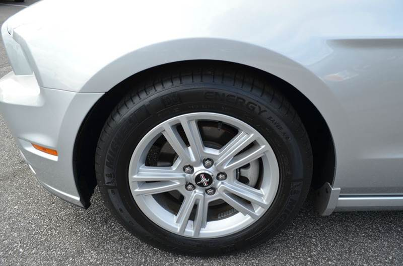 2014 Ford Mustang V6 2dr Coupe - Anderson SC