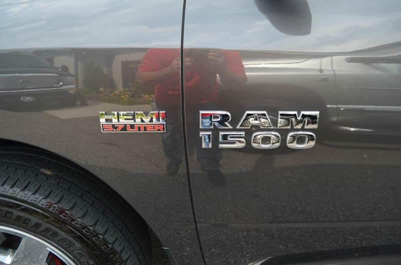 2014 RAM Ram Pickup 1500 4x2 Tradesman 4dr Crew Cab 5.5 ft. SB Pickup - Anderson SC