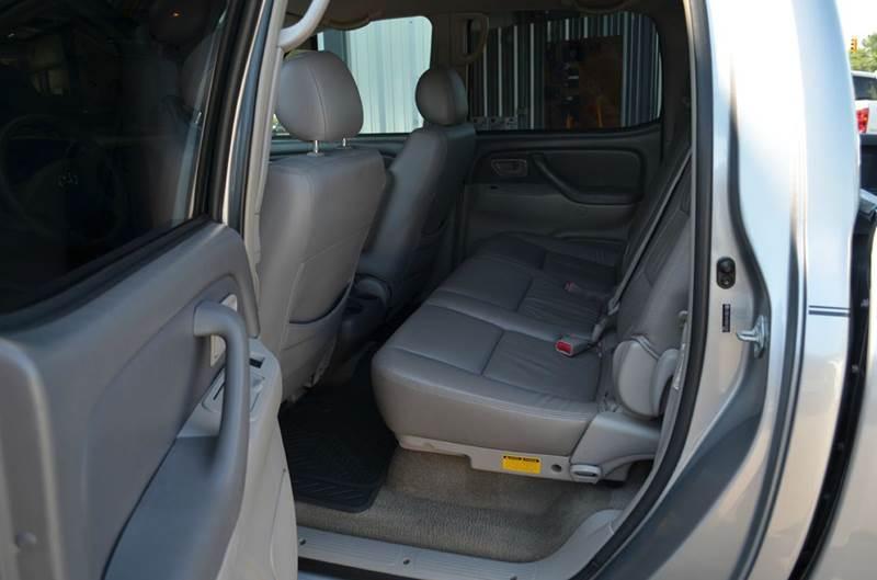 2006 Toyota Tundra SR5 4dr Double Cab 4WD SB (4.7L V8) - Anderson SC