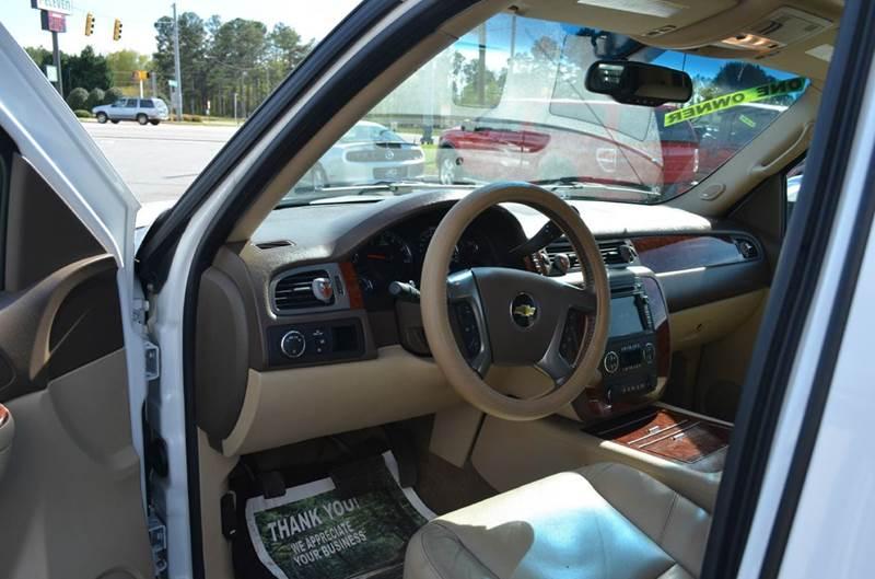 2011 Chevrolet Avalanche 4x2 LTZ 4dr Crew Cab Pickup - Anderson SC