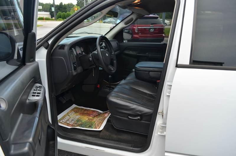 2004 Dodge Ram Pickup 1500 4dr Laramie 4WD Quad Cab SB - Anderson SC