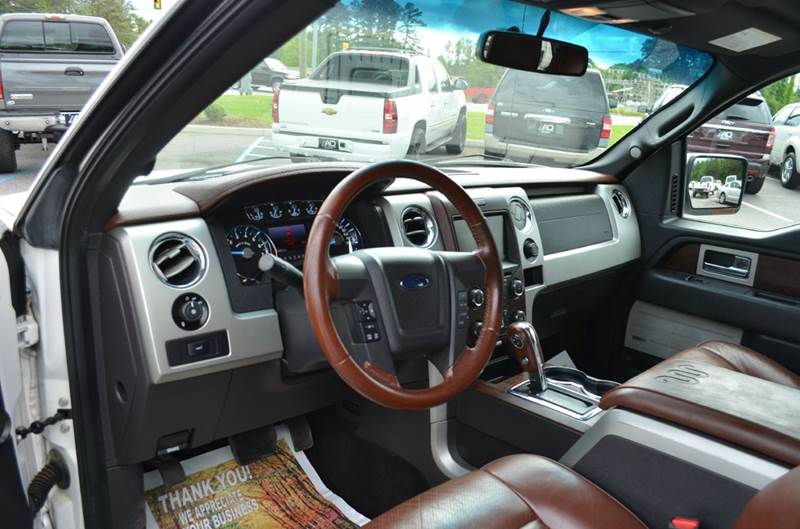 2013 Ford F-150 4x4 King Ranch 4dr SuperCrew Styleside 5.5 ft. SB - Anderson SC