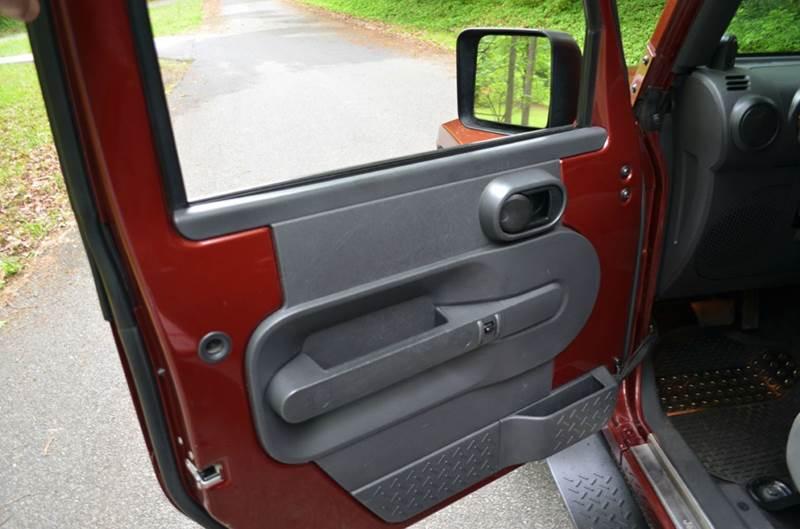 2007 Jeep Wrangler Unlimited Sahara 4dr SUV - Anderson SC