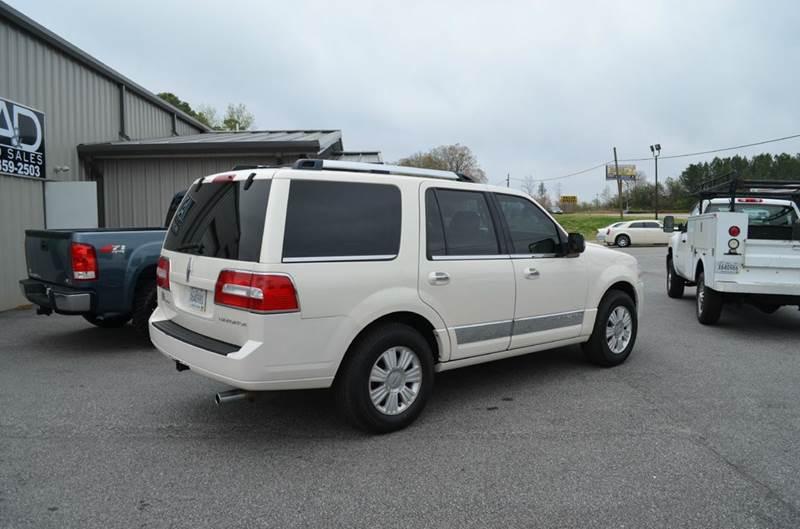 2007 Lincoln Navigator Luxury 4dr SUV 4WD - Anderson SC