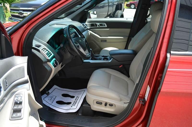 2012 Ford Explorer XLT 4dr SUV - Anderson SC