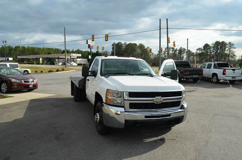 2007 Chevrolet Silverado 3500HD Work Truck 2dr Regular Cab 4WD LB DRW - Anderson SC