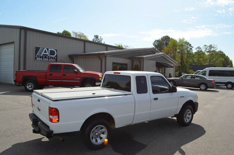 2011 Ford Ranger 4x2 XL 2dr SuperCab - Anderson SC