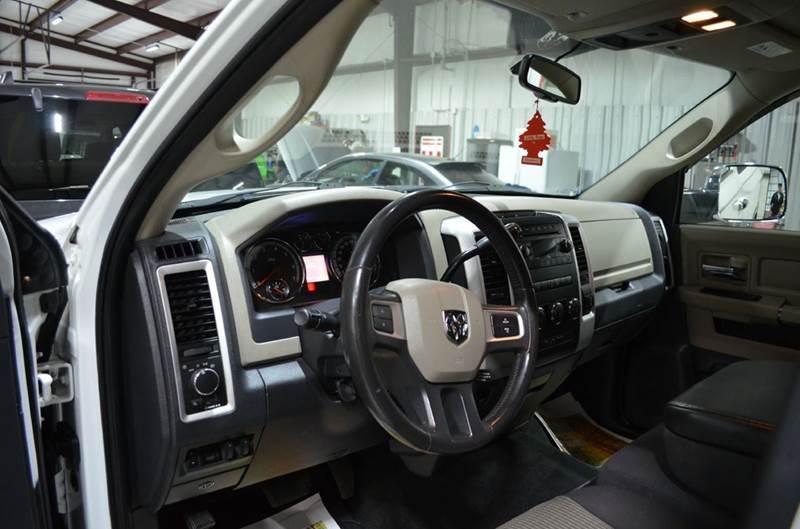 2010 Dodge Ram Pickup 2500 4x4 TRX4 Off Road 4dr Crew Cab 6.3 ft. SB Pickup - Anderson SC