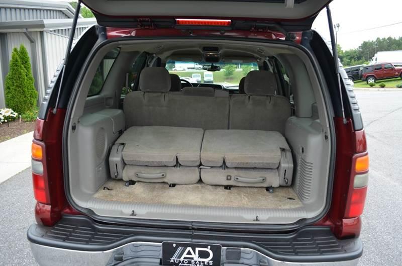 2003 Chevrolet Tahoe LS 4dr SUV - Anderson SC