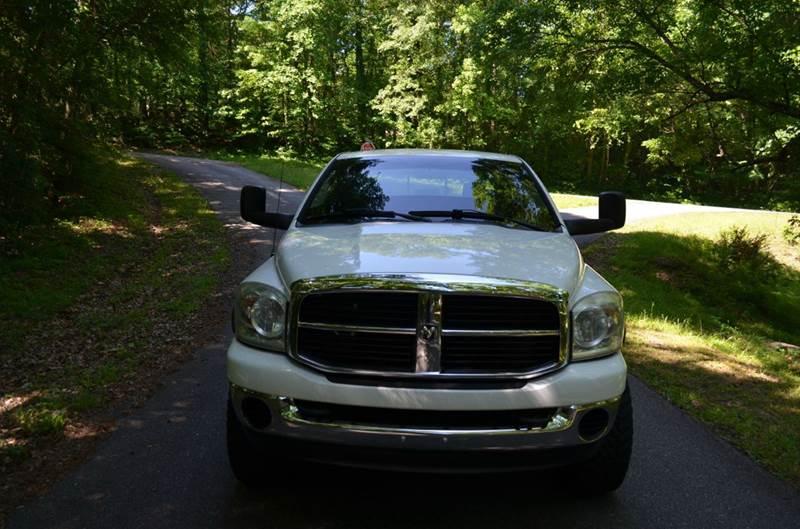 2006 Dodge Ram Pickup 2500 SLT 4dr Mega Cab 4WD SB - Anderson SC