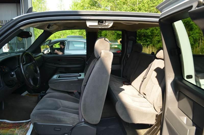 2006 Chevrolet Silverado 1500 LT1 4dr Extended Cab 6.5 ft. SB - Anderson SC
